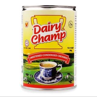 Sữa đặc có đường DAIRY CHAMP 500G/ lon