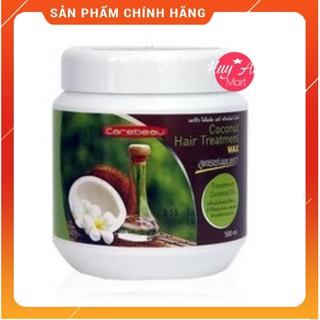 [FREESHIP] Kem ủ tóc dừa non Coconut Hairtreatment 500ml Thái Lan SIÊU MỀM MƯỢT thumbnail