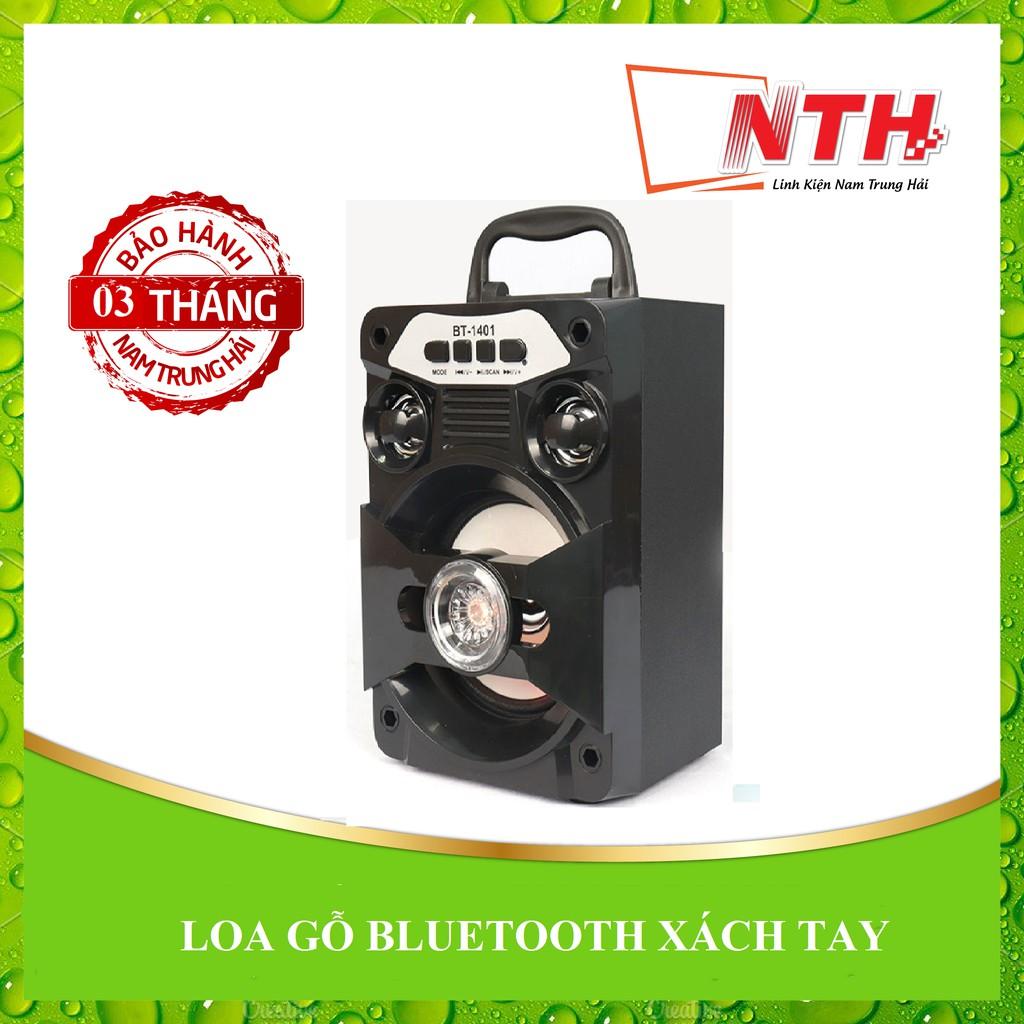 [NTH] LOA BLUETOOTH XÁCH TAY BT-1401