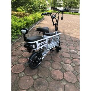 Xe đạp điện, xe đạp điện dành cho nam nữ, có ghế trước, sau tiện lợi thumbnail
