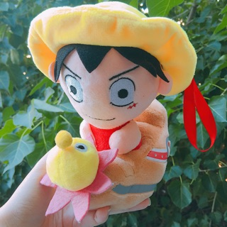 Gấu bông Luffy One Piece