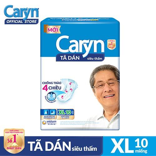 Tã dán Caryn siêu thấm XL10 _ 8934755040047 - 3541208 , 1105344676 , 322_1105344676 , 114000 , Ta-dan-Caryn-sieu-tham-XL10-_-8934755040047-322_1105344676 , shopee.vn , Tã dán Caryn siêu thấm XL10 _ 8934755040047
