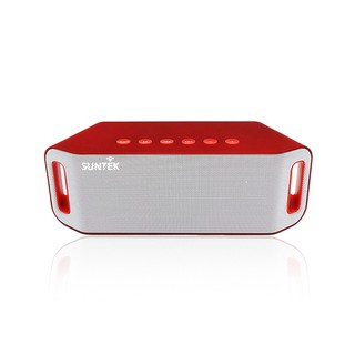 Loa Bluetooth SUNTEK S204 Đỏ