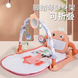♂❆Khung tập thể dục cho bé sơ sinh bàn đạp piano trai 0-1 tuổi đồ chơi giáo gái 3-6-12 tháng 4