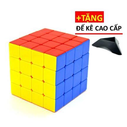 ComBo 5 Rubik 2x2x2, 3x3x3, 4x4x4, 5x5x5, Tam Giác 3x3 Tầng - Hàng Cao cấp, Xoay trơn, Cực Mượt