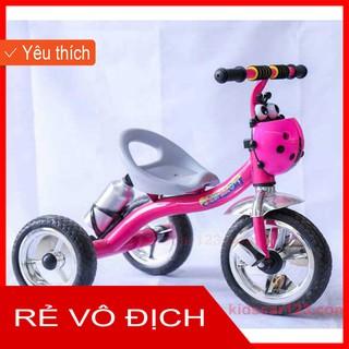 xe đạp 3 bánh con bọ cho bé