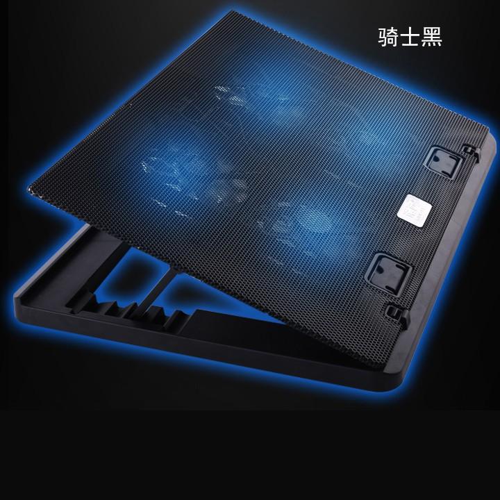 Đế tản nhiệt Nuoxi H2 - 4 quạt cực mạnh, chạy cực êm.