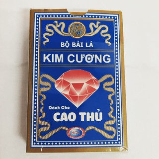 100 Bộ bài lá Kim Cương
