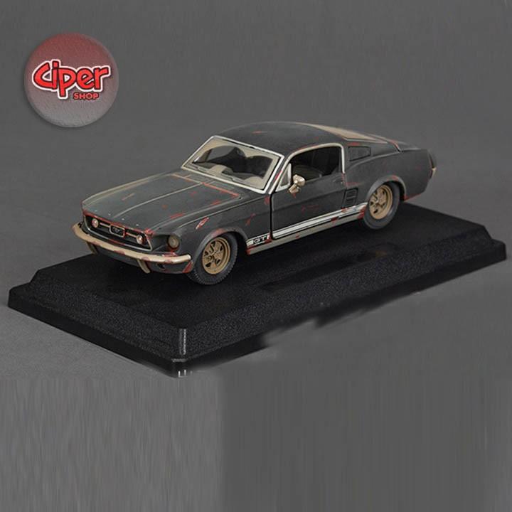 Mô hình xe Ford Mustang GT 1967 - Mô hình Xe