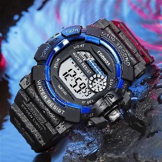 Đồng hồ trẻ em chống nước COOLBOSS tặng kèm pin thay thế 1006