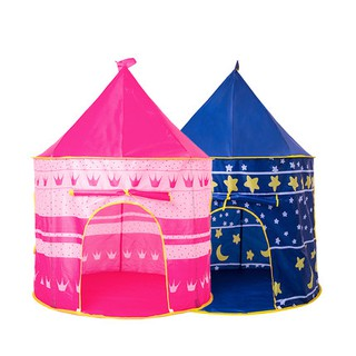 Lều lâu đài cho bé trai và bé gái cực dễ thương – Hàng cao cấp