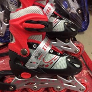 Giầy trượt patin 4 bánh phát sáng ( luôn có sẵn đủ màu + size ) 370.000₫