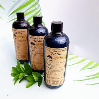 500ml dầu gội đầu bồ kết trị rụng tóc, gàu, nấm ngứa cực kì hiệu quả