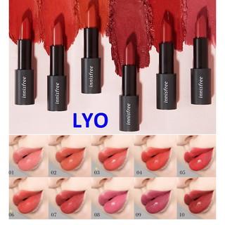 Son Thỏi Innisfree Real Fit Lipstick thumbnail