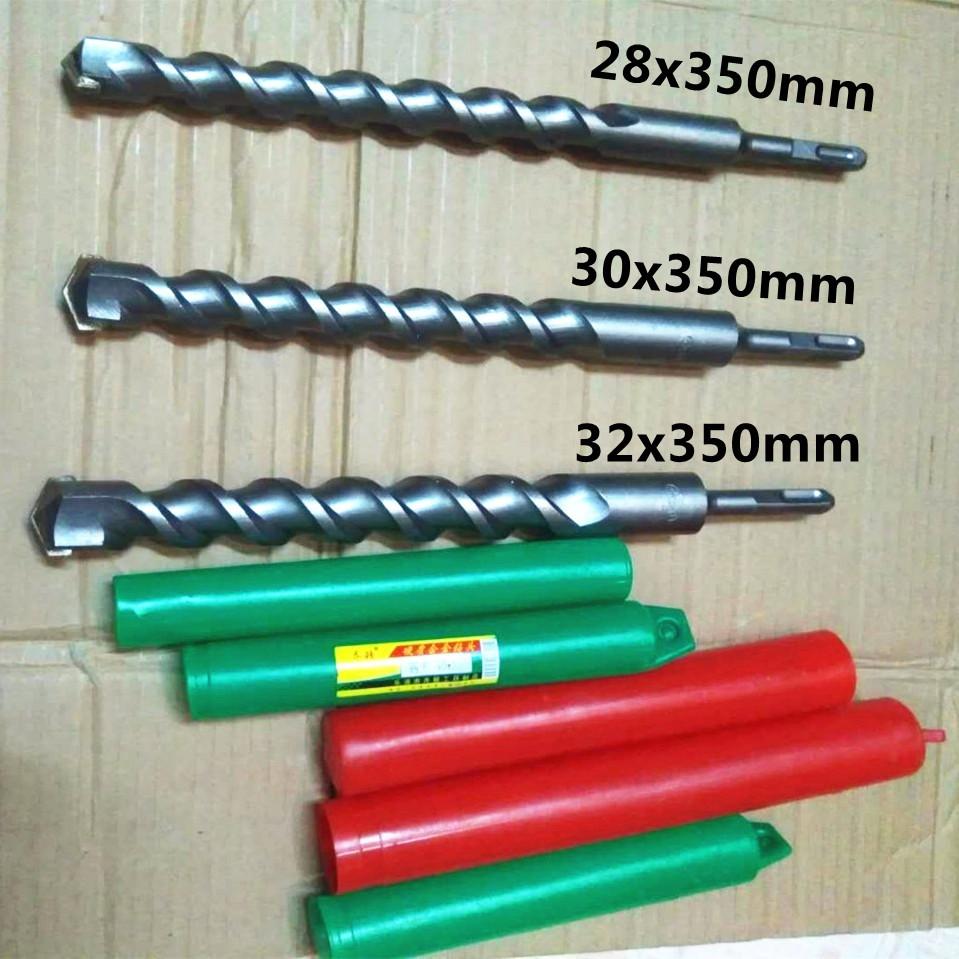 Bộ 3 mũi khoan bê tông dài 350mm - 10067536 , 757673817 , 322_757673817 , 600000 , Bo-3-mui-khoan-be-tong-dai-350mm-322_757673817 , shopee.vn , Bộ 3 mũi khoan bê tông dài 350mm