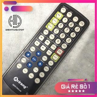 [GIÁ GỐC] - BH 3 THÁNG - Remote điều khiển karaoke Arirang AR-3600 Deluxe thumbnail