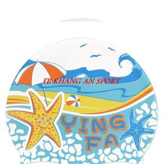 Hot | Giảm Hè | Mũ bơi trẻ em YingFa K0051 Sales Sales 1.