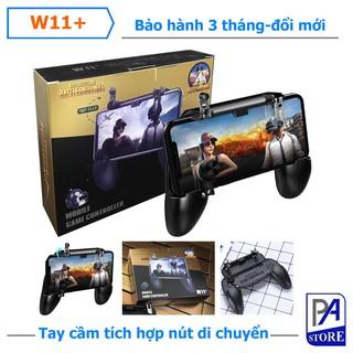 [Hot Sale] Tay Cầm Chơi Game W11+ Hỗ Trợ Game Liên Quân, Pubg, Free Fire Controller Đa Năng Cao Cấp thumbnail