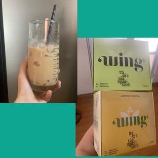 TRÀ SỮA HOÀ TAN WINGS HỘP (pha theo hướng dẫn trong phần mô tả sp để có ly trà chuẩn vị )