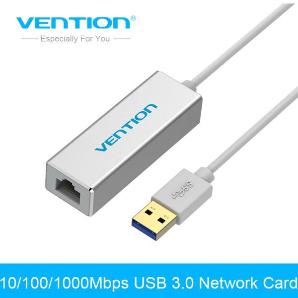 Cáp chuyển đổi USB 3.0 to RJ45 Vention CEFIB - 3541237 , 1253878119 , 322_1253878119 , 360000 , Cap-chuyen-doi-USB-3.0-to-RJ45-Vention-CEFIB-322_1253878119 , shopee.vn , Cáp chuyển đổi USB 3.0 to RJ45 Vention CEFIB