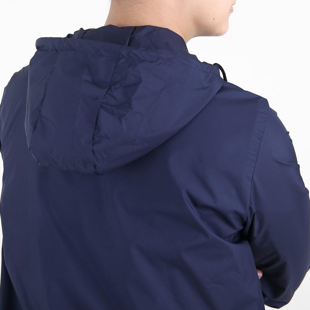 Áo khoác gió nam Kojiba dáng ôm 2 lớp chống nắng mưa AG01