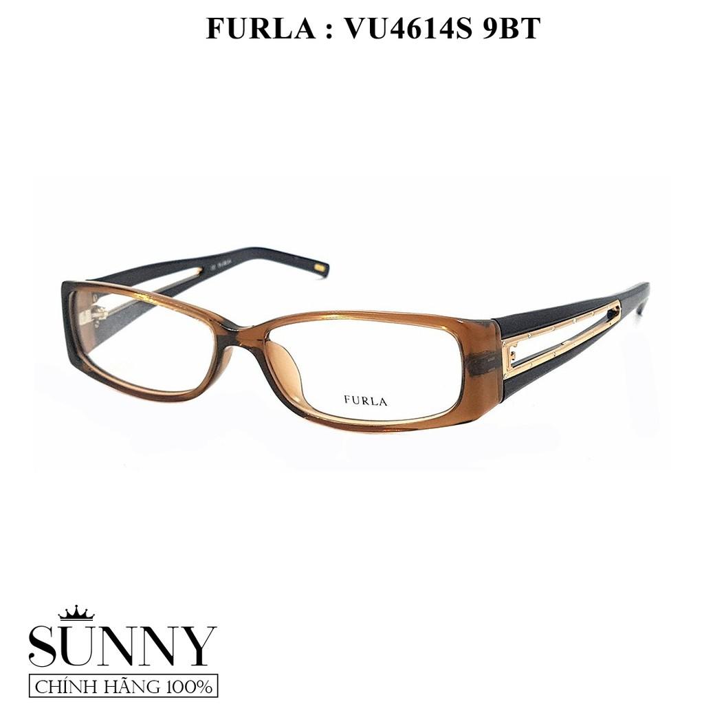 VU4614S 9BT – gọng kính Furla chính hãng, bảo hành toàn quốc