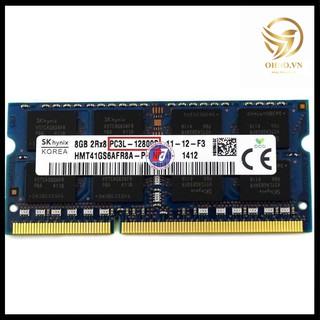 RAM Laptop Máy Tính Xách Tay 8G RAM DDR3L Bus 1600 - DDR4 Bus 2400 Chính Hãng - OHNO VIỆT NAM thumbnail