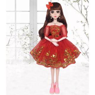 Váy búp bê 60cm mẫu 2