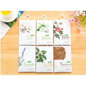 Bộ 2 túi thơm thảo dược tự nhiên