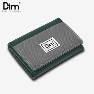 Ví Vải DIM Trio Wallet Unisex - 5 Màu thumbnail