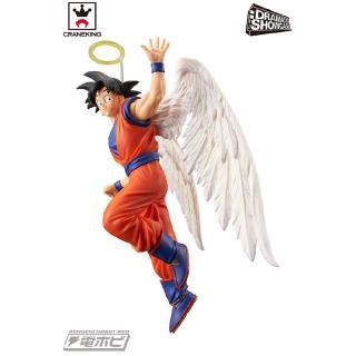 💝[MƯA SALE] Mô Hình Songoku Thiên thần ( DRAGONBALL ) Hàng siêu đẹp