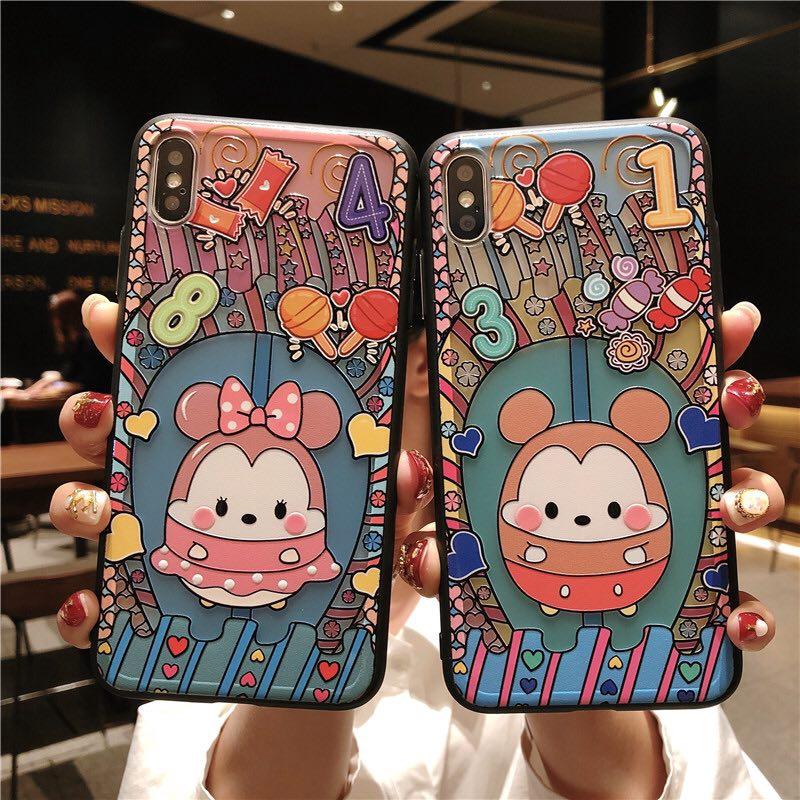 Ốp lưng điện thoại hình đáng yêu dành cho phiên bản Hong Kong Disney Q iPhone Apple 7 8plus XS Max - 22240961 , 2308944191 , 322_2308944191 , 241000 , Op-lung-dien-thoai-hinh-dang-yeu-danh-cho-phien-ban-Hong-Kong-Disney-Q-iPhone-Apple-7-8plus-XS-Max-322_2308944191 , shopee.vn , Ốp lưng điện thoại hình đáng yêu dành cho phiên bản Hong Kong Disney Q i