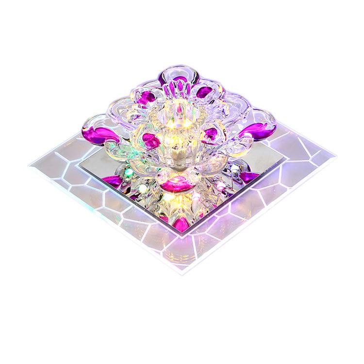 Đèn Led Gắn Trần Trang Trí 5w Phong Cách Hiện Đại