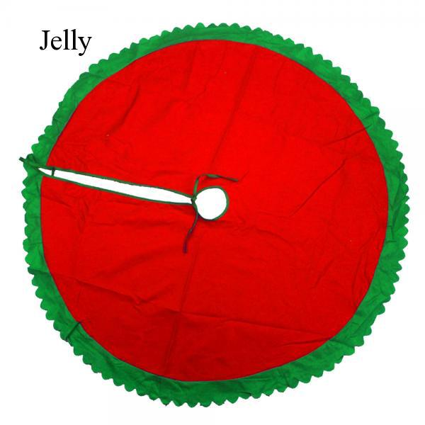 Large Christmas Xmas Tree Skirt Decorations 90cm J603