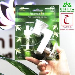 Bộ sản phẩm nước hoa gia đình Unilife hương Ngọc Lan thumbnail