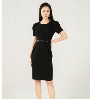 Đầm đen dáng ôm tay lỡ thiết kế Elise thumbnail