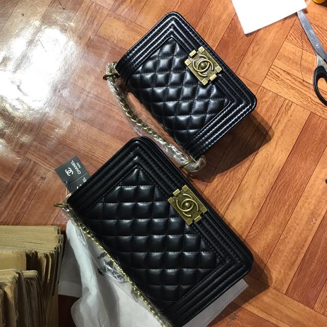 Túi xách đeo chéo nữ CN Boy trần trám