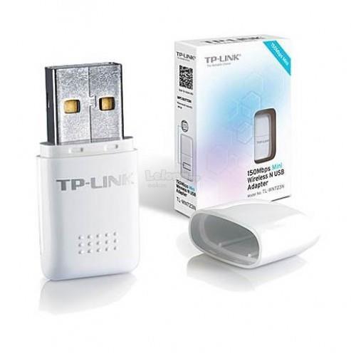 USB THU SÓNG WIFI CHUẨN N TPLINK TL-WN723N