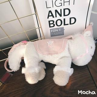 Túi xách nhồi bông hình ngựa một sừng dễ thương