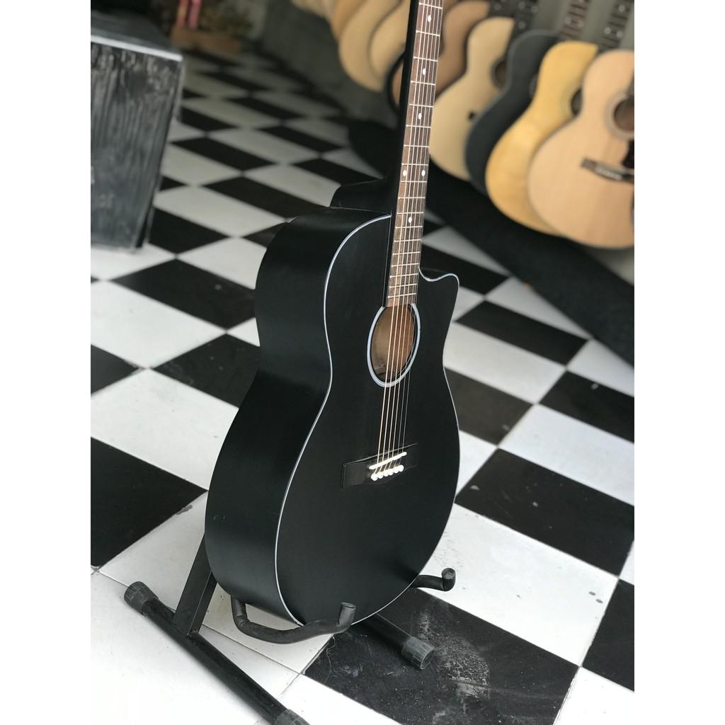 Đàn guitar acoustic cho người mới tập chơi
