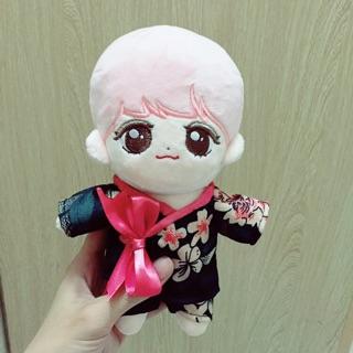 Outfit doll bộ yukata cho doll 20cm