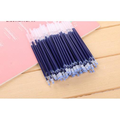 Ngòi bút mực 0.5mm đen/xanh/ đỏ thay ruột bút