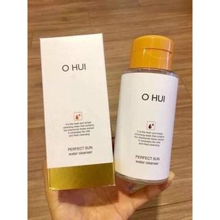 [Full Size] Nước Tẩy Trang Ohui Perfect Sun Water Cleanser 300ML