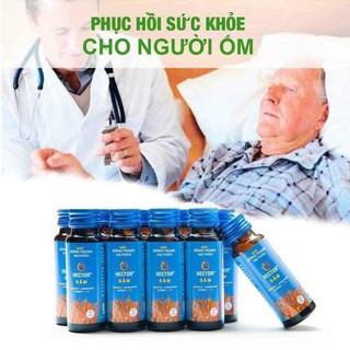 (CHÍNH HÃNG) 01 Hộp nước Đông Trùng Hạ Thảo Hector Sâm (10 chai hộp) thumbnail