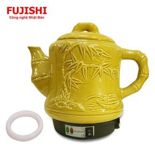 Ấm sắc thuốc điện gốm bát tràng Fujishi 3.2 lít HK-33G Màu Ngẫu Nhiên