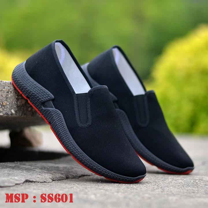 Giày lười nam - phong cách thể thao