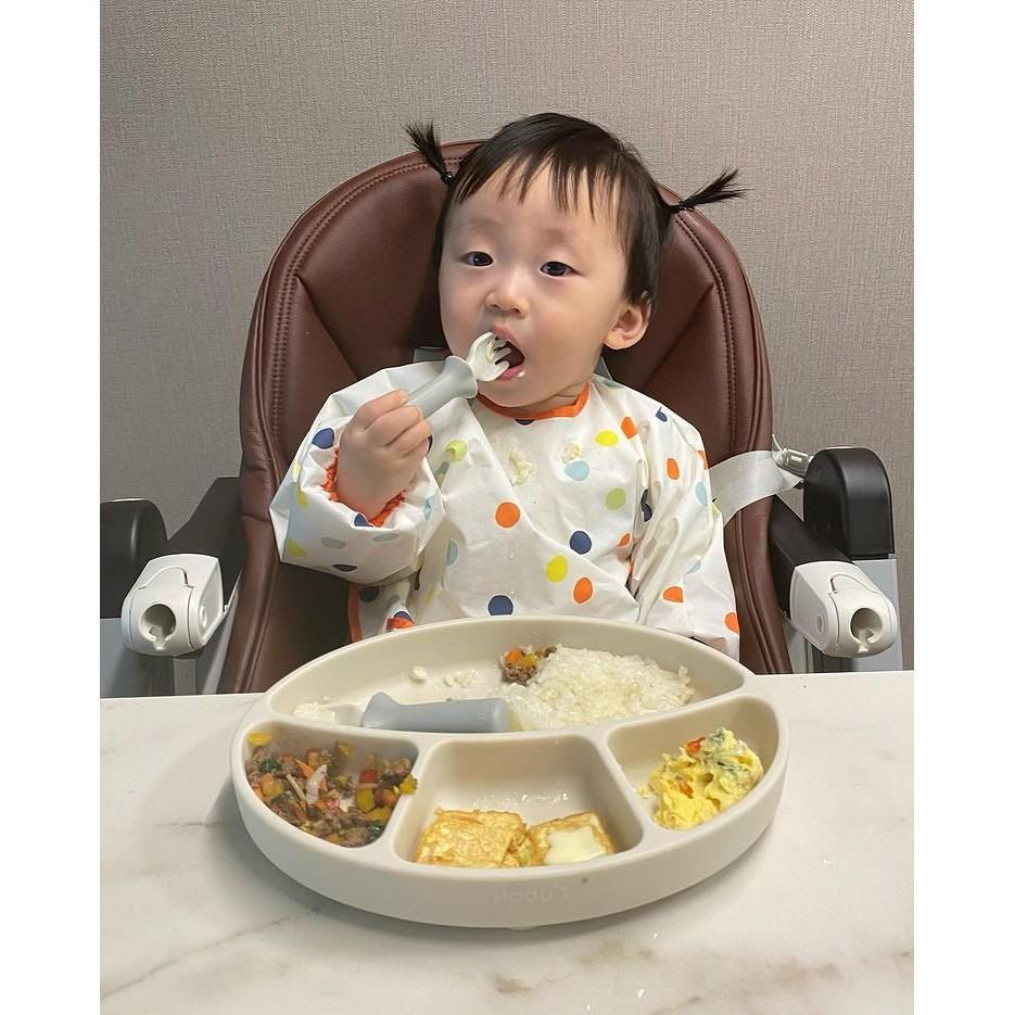 Khay ăn dặm bluemama chính hãng Hàn Quốc