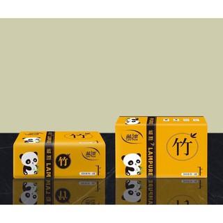 giấy rút gấu trúc lampure 300 tờ 1 gói