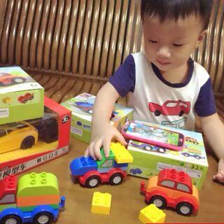 LEGO (lớn) Xe lắp ráp sáng tạo