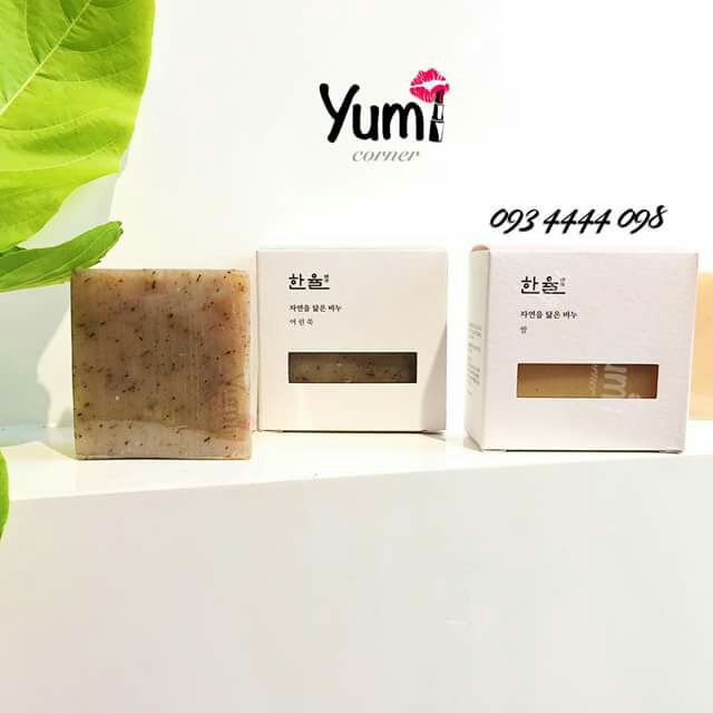 Xà phòng rửa mặt Hanyul Natural Oil Soap 100gam - 3324276 , 819687192 , 322_819687192 , 240000 , Xa-phong-rua-mat-Hanyul-Natural-Oil-Soap-100gam-322_819687192 , shopee.vn , Xà phòng rửa mặt Hanyul Natural Oil Soap 100gam